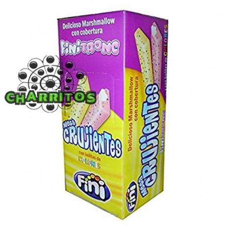 Golosinas esponjitas marshmallows mega crujientes