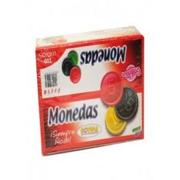 MONEDAS FRESA.