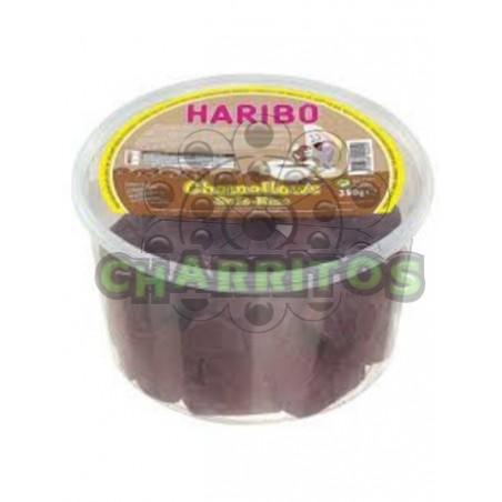 Golosinas esponjitas con chocolate CHAMALLOWS SOFT-KISS