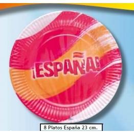PLATO ESPAÑA
