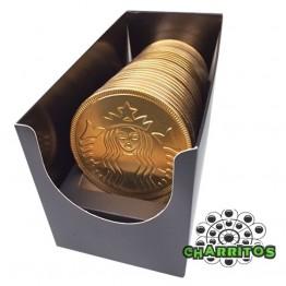 MONEDA CHOCOLATE 1 € de CFV